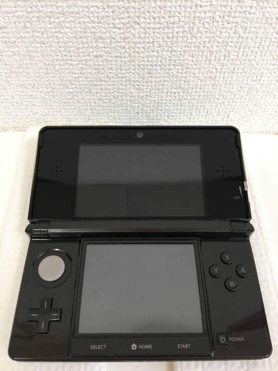 ニンテンドー3DS本体 コスモブラック Nintendo 任天堂