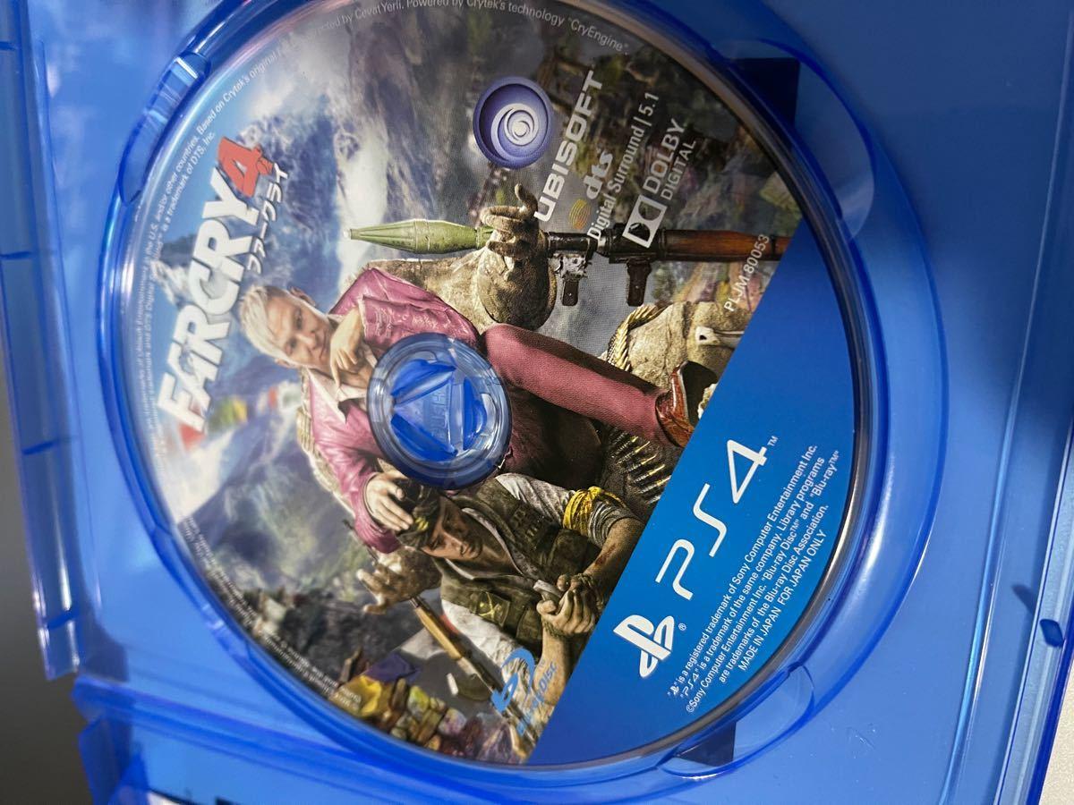 ファークライ4 PS4