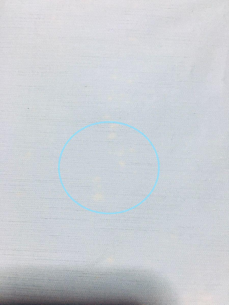 刺繍レース 綿シャンタン生地124cm巾×120cm