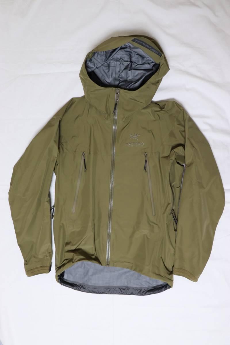 激レア 胸ロゴ XS! ARC'TERYX LEAF Alpha LT Jacket CROCODILE Gen2 GORE-TEX アークテリクス リーフ アルファ クロコダイル カナダ製
