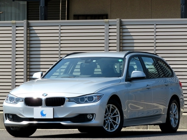 「BMW 320d ツーリング ディーゼルモデル 内外美車/不具合&修復歴無し/車検R5年9月【HDDナビ&MUSIC/ブルートゥース/USB/ETC/Bカメラ/HID】」の画像1