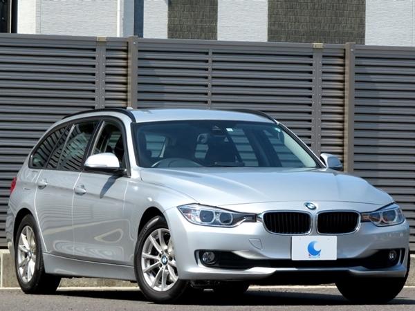 「BMW 320d ツーリング ディーゼルモデル 内外美車/不具合&修復歴無し/車検R5年9月【HDDナビ&MUSIC/ブルートゥース/USB/ETC/Bカメラ/HID】」の画像3