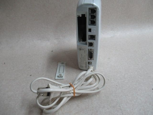 Ω保証有 ZG3★20268★AtermIT31L PC-IT31D1L(MW) NEC ISDNターミナルアダプタ 領収書発行可能 ・祝10000取引!! 同梱可 動作確認済_画像5