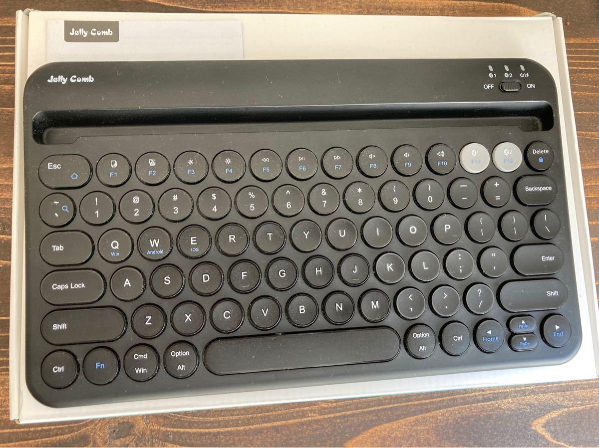ワイヤレスキーボード Bluetoothキーボード