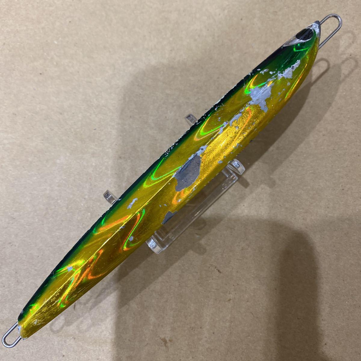 CB ONE シービーワン ゼロワン セミロング 140 ZERO1 SEMILONG 人気色 R6 メタルジグ ジギング ソルト ルアー 同梱可_画像4
