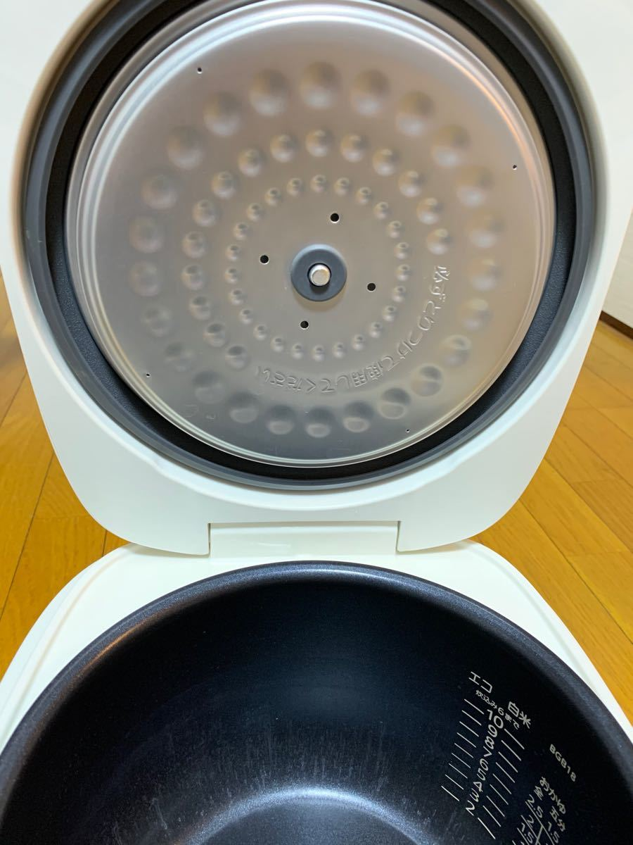 タイガー 一升(10合)炊き炊飯器 JBG-B180(WU) 2015年製