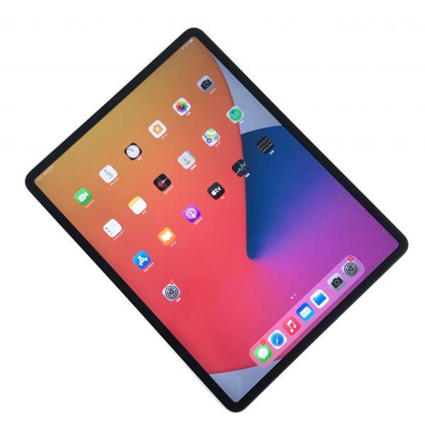 θ【ABランク】Apple iPad Pro 12.9インチ(第3世代) Wi-Fi 64GB シルバー MTEM2J/A 箱・ケーブル・アダプタあり S03198106732