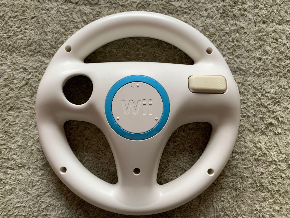 Wiiマリオカート Wiiハンドル Wiiリモコン