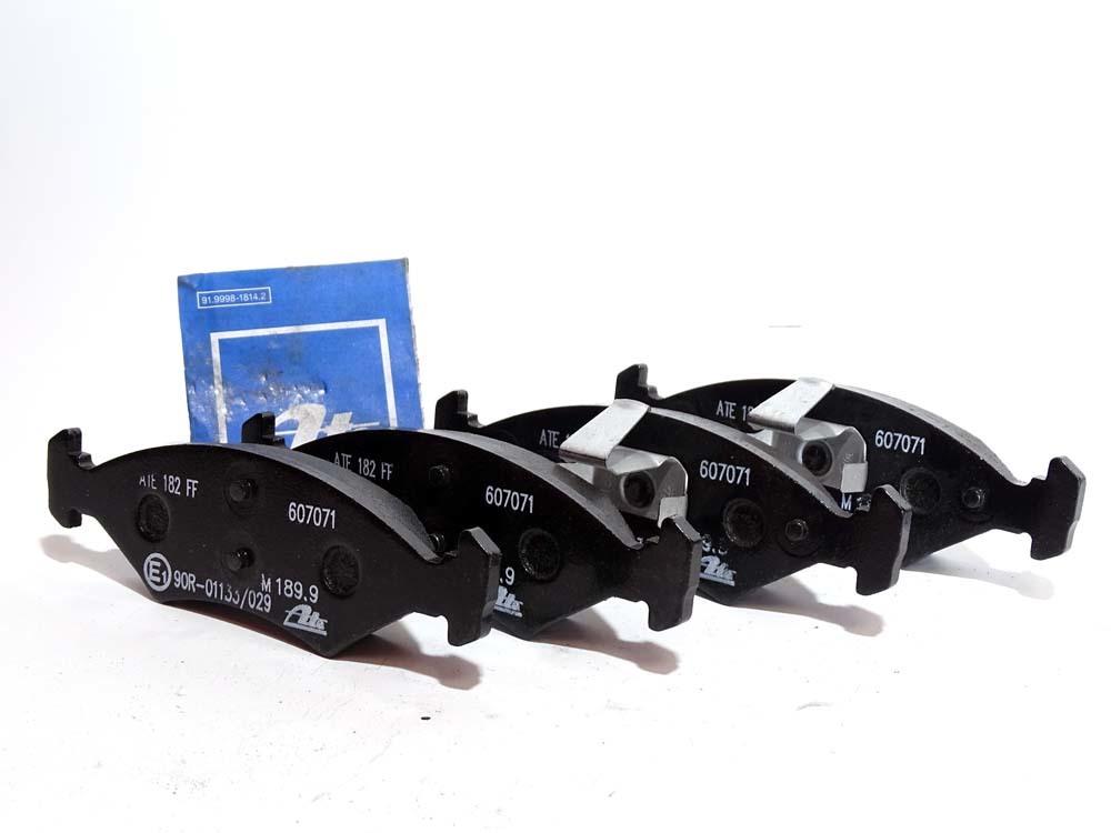 リアブレーキパッドセット Ate フェラーリ 328GTB/GTS GTB/GTS Turbo モンディアル QV モンディアル 3.2 モンディアル t #135705 新品_画像1