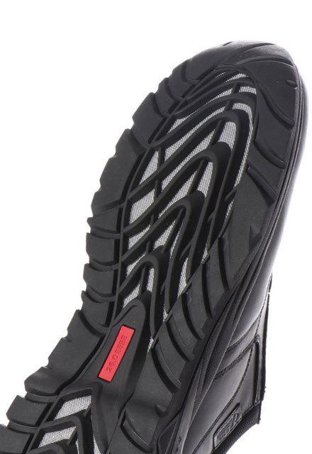 新品 マドラスウォーク MW8100S 黒 24cm madras Walk メンズウォーキングシューズ メンズスニーカー 防水 4E 幅広 ゴアテックス 靴_画像4