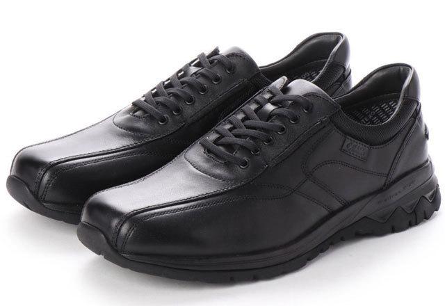 新品 マドラスウォーク MW8100S 黒 24cm madras Walk メンズウォーキングシューズ メンズスニーカー 防水 4E 幅広 ゴアテックス 靴_画像1
