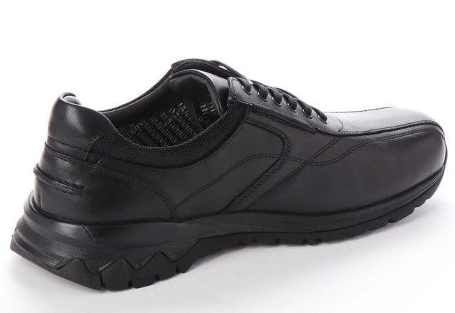 新品 マドラスウォーク MW8100S 黒 24cm madras Walk メンズウォーキングシューズ メンズスニーカー 防水 4E 幅広 ゴアテックス 靴_画像3