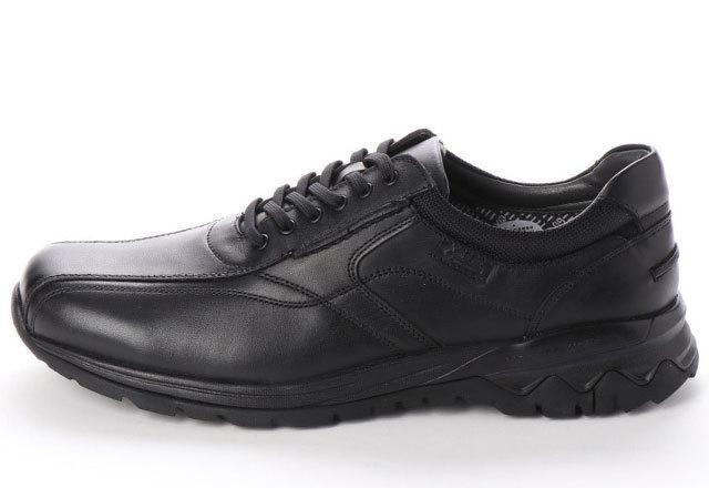 新品 マドラスウォーク MW8100S 黒 24cm madras Walk メンズウォーキングシューズ メンズスニーカー 防水 4E 幅広 ゴアテックス 靴_画像2