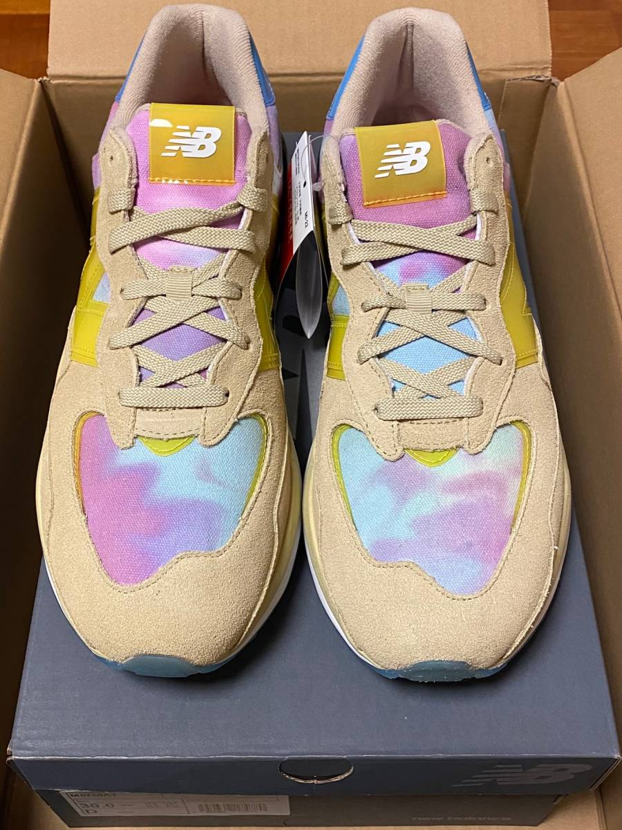 【新品未使用/atmos】NewBalance M5740AT Beachside 30cm_画像2