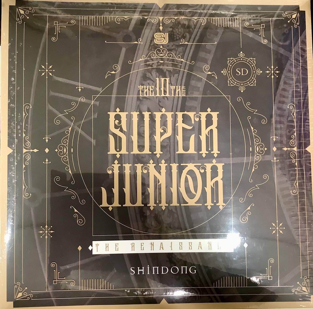 【和訳付】SUPER JUNIOR 'The Renaissance' シンドンver._画像1