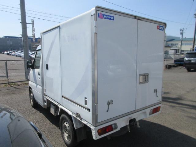 「車検2年付き H25 ミニキャブ 冷蔵冷凍車 -5℃ 4WD 禁煙車」の画像2