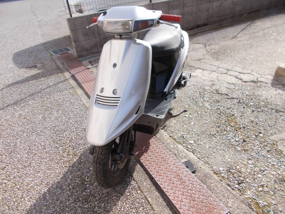 「スズキ アドレスV100 CE11A(シルバー)中古車◆彦根市~」の画像3