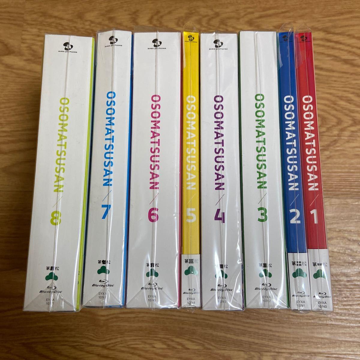 一期 おそ松さん Blu-ray初回生産限定版 全巻セット +おまけ