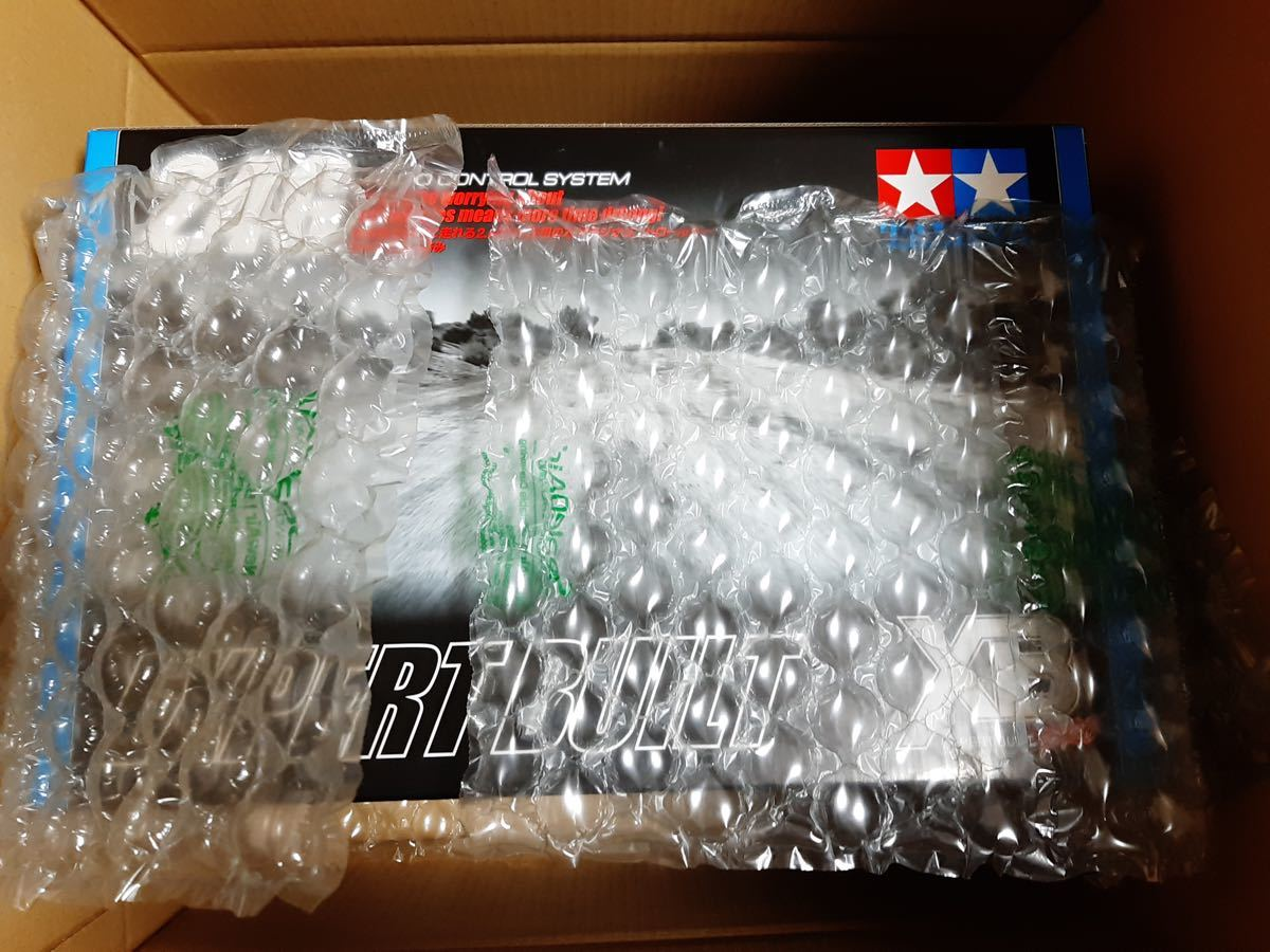 タミヤ 1/10 XB グラスホッパー 2.4GHz プロポ付き塗装済み完成品フルセット新品 コレクション品整理直ぐに遊べる!