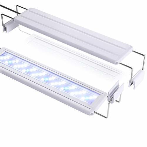 【値下げ中】LEDGLEアクアリウムライト14W led水槽ライト72個LED 50~60cm対応熱帯魚/観賞魚飼育・水草育成・_画像1