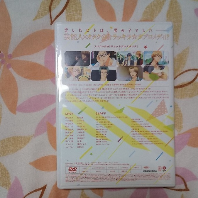 LOVE STAGE!! SP DVD