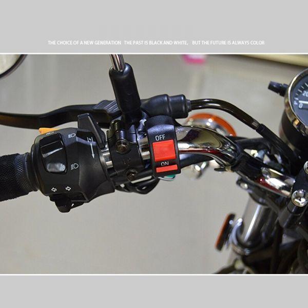 ☆お勧めします☆オートバイ 8ワット 8W LED ヘッドライト バイク スクーター ランプ フォグ ランニングライト スポットライト 汎用品 _画像3