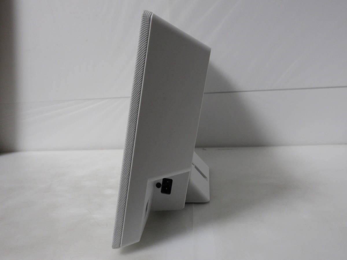 ☆彡パナソニック Panasonic SC-HC410-W[ホワイト] 展示品1年保証 コンパクトステレオシステム 高音質な薄型 AY_画像5