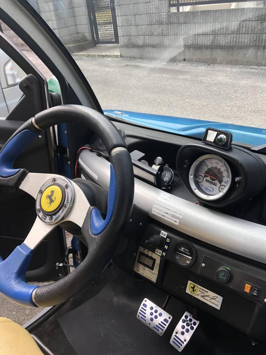 「希少車レア車★ジラソーレ イタリア車★」の画像3