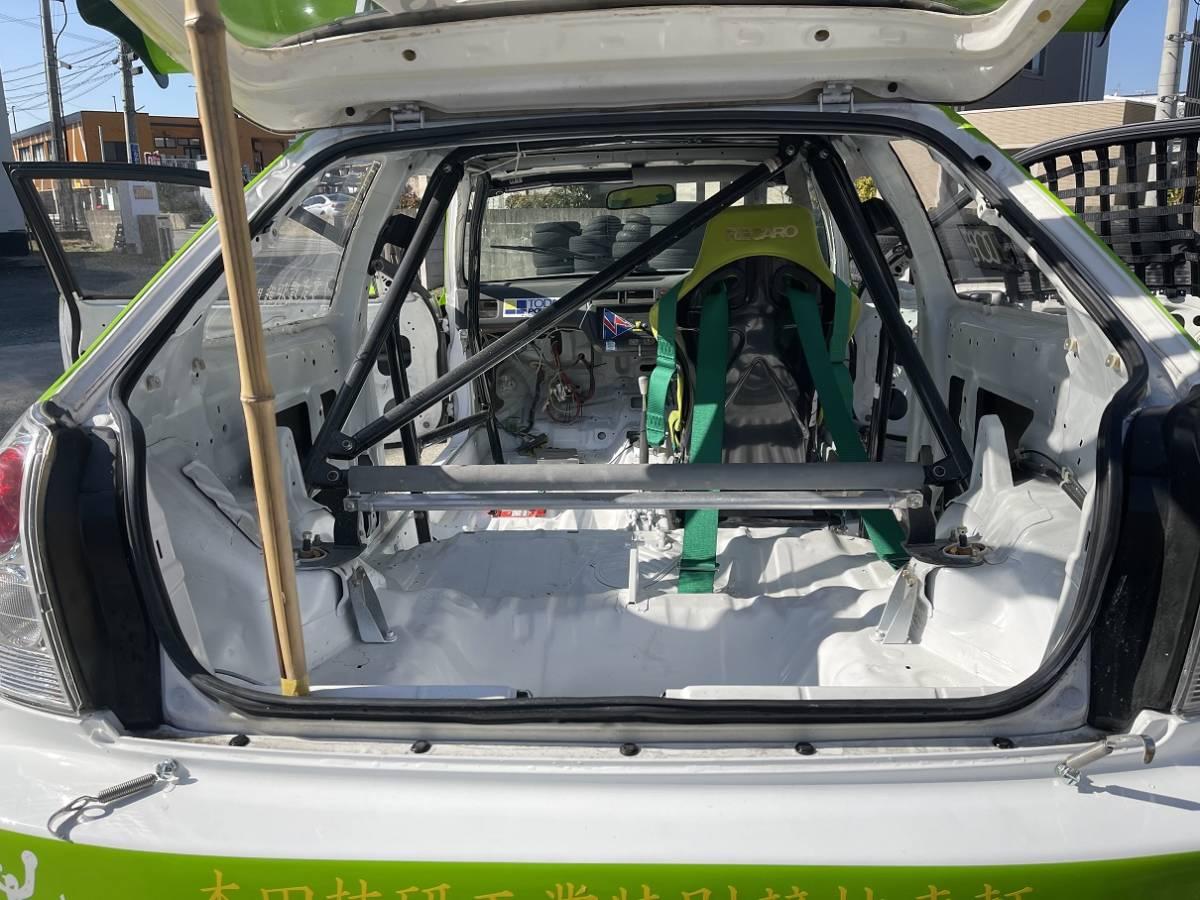HONDA ホンダ シビック タイプR EK9 白/緑 CIVIC 改造多数 低走行 サーキット専用 レース 環状 USDM JDM_画像8