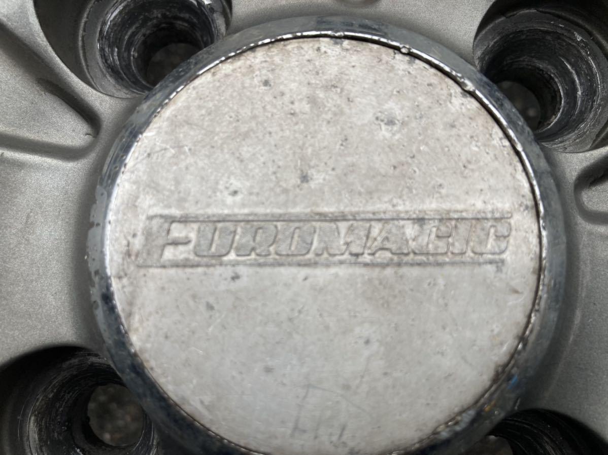 【中古】スタッドレスタイヤ DUNLOP WINTER MAXX 145/80R13 アルミホイール付き 4本セット 4~5分山_画像5