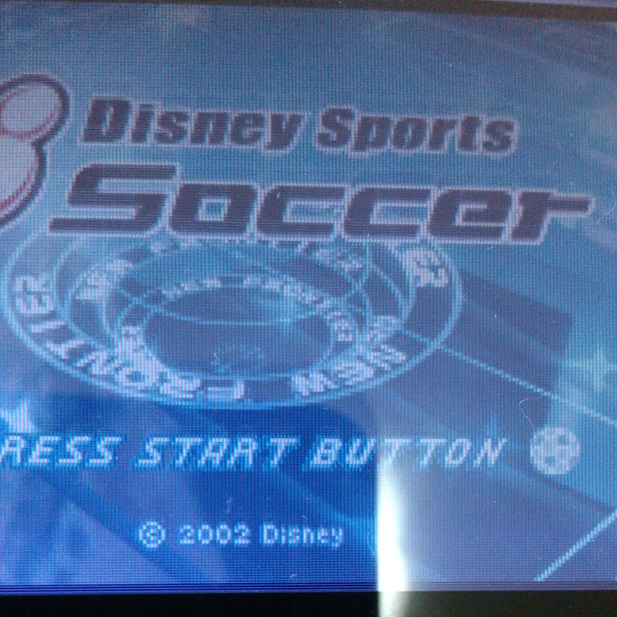 ゲームボーイアドバンスソフト ディズニースポーツ6本セット