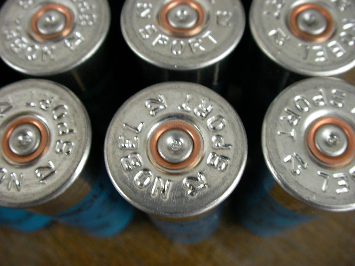 [個人] ノーベル空薬莢 ショットガン ダミーカート 25本セット M870 M1 M3 M4 M24 M700 M40 VSR L96 98K M37 SDV APS _画像5
