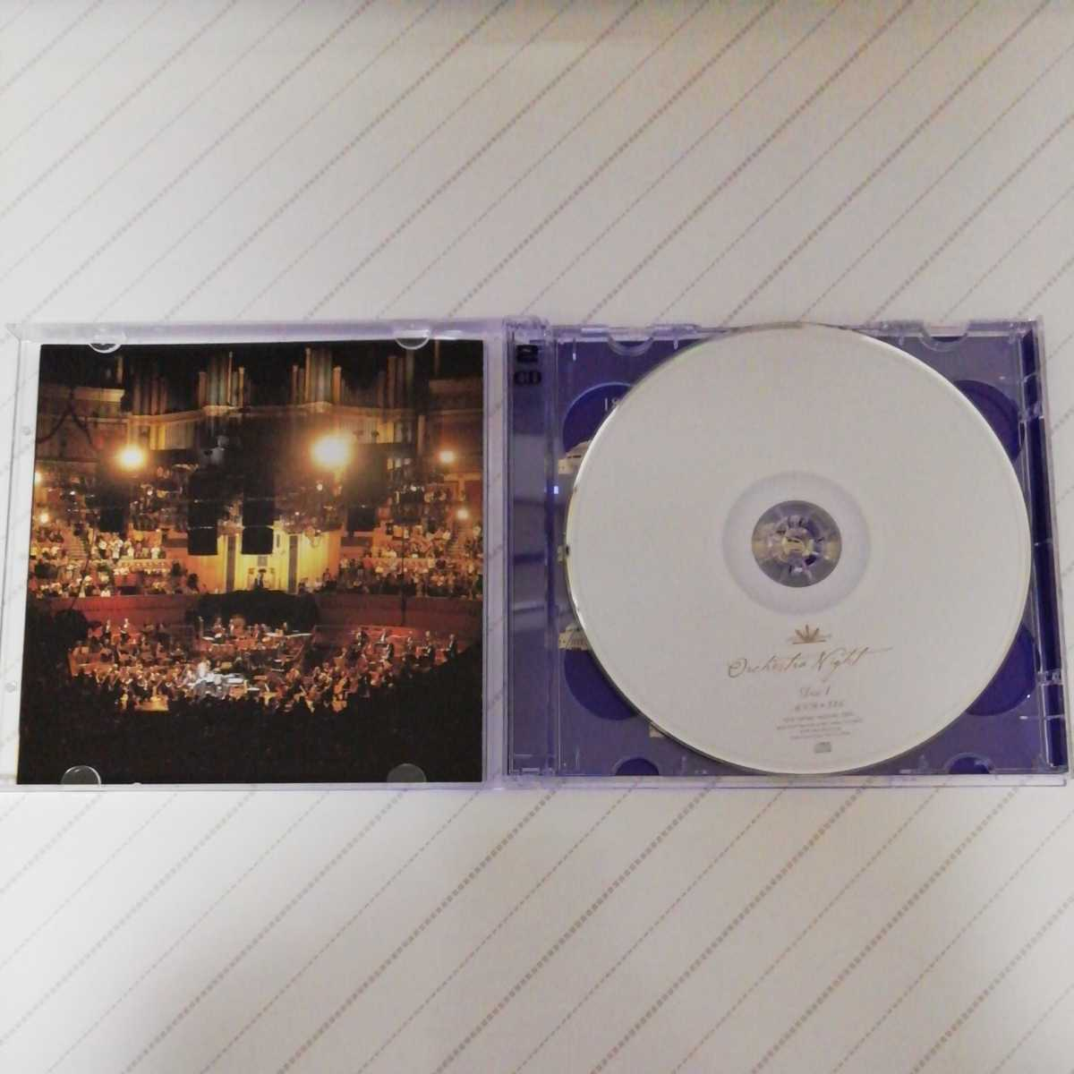 ERIC CLAPTON ORCHESTRA NIGHT MVR(2CD) エリック・クラプトン