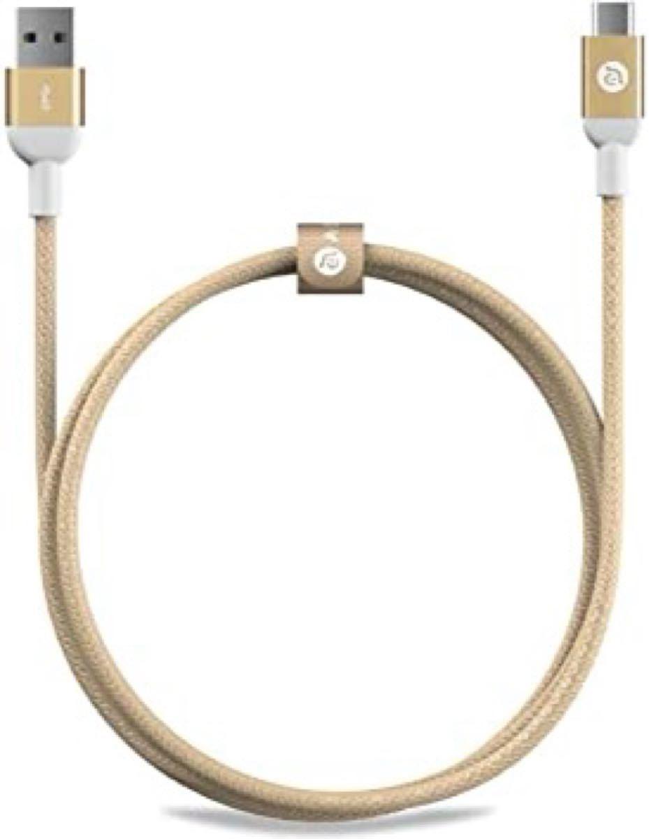 【USB Type-C / USB 3.0 充電&同期用 ケーブル 100cm】