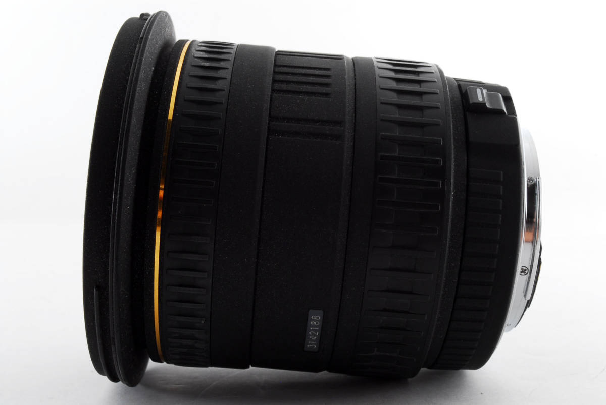 SIGMA シグマ ZOOM 17-35mm 1:2.8-4 ニコン用 #758466_画像8