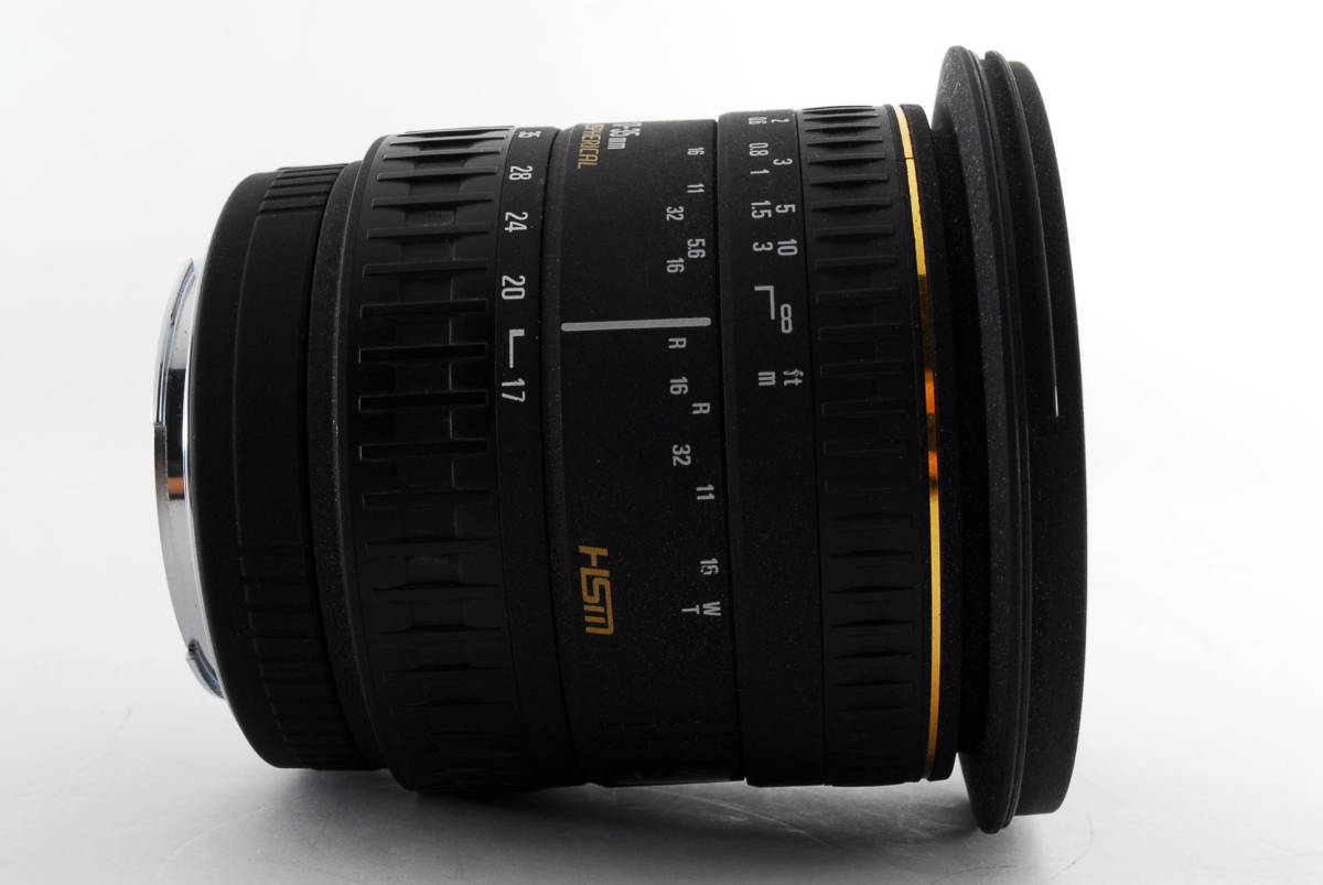 SIGMA シグマ ZOOM 17-35mm 1:2.8-4 ニコン用 #758466_画像9