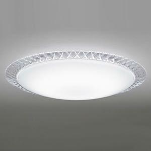 展示品美品☆オーデリック LEDシーリングライト ~12畳用 電球色~昼光色 調光・調色タイプ リモコン付 OL251699_画像1