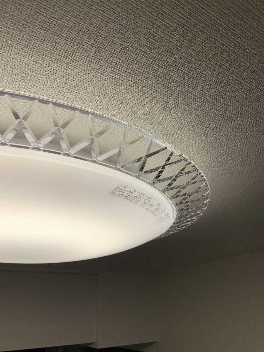 展示品美品☆オーデリック LEDシーリングライト ~12畳用 電球色~昼光色 調光・調色タイプ リモコン付 OL251699_画像4