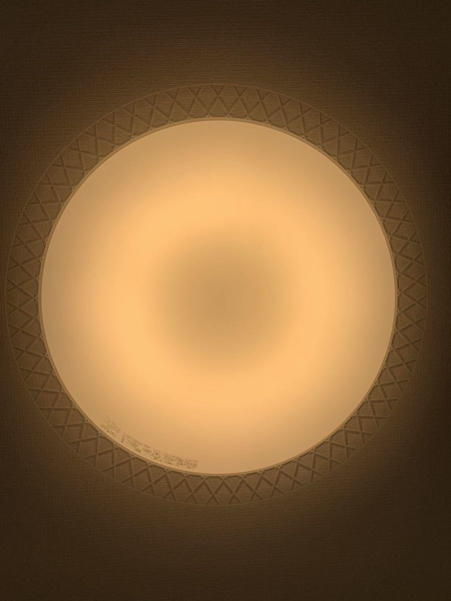 展示品美品☆オーデリック LEDシーリングライト ~12畳用 電球色~昼光色 調光・調色タイプ リモコン付 OL251699_画像7