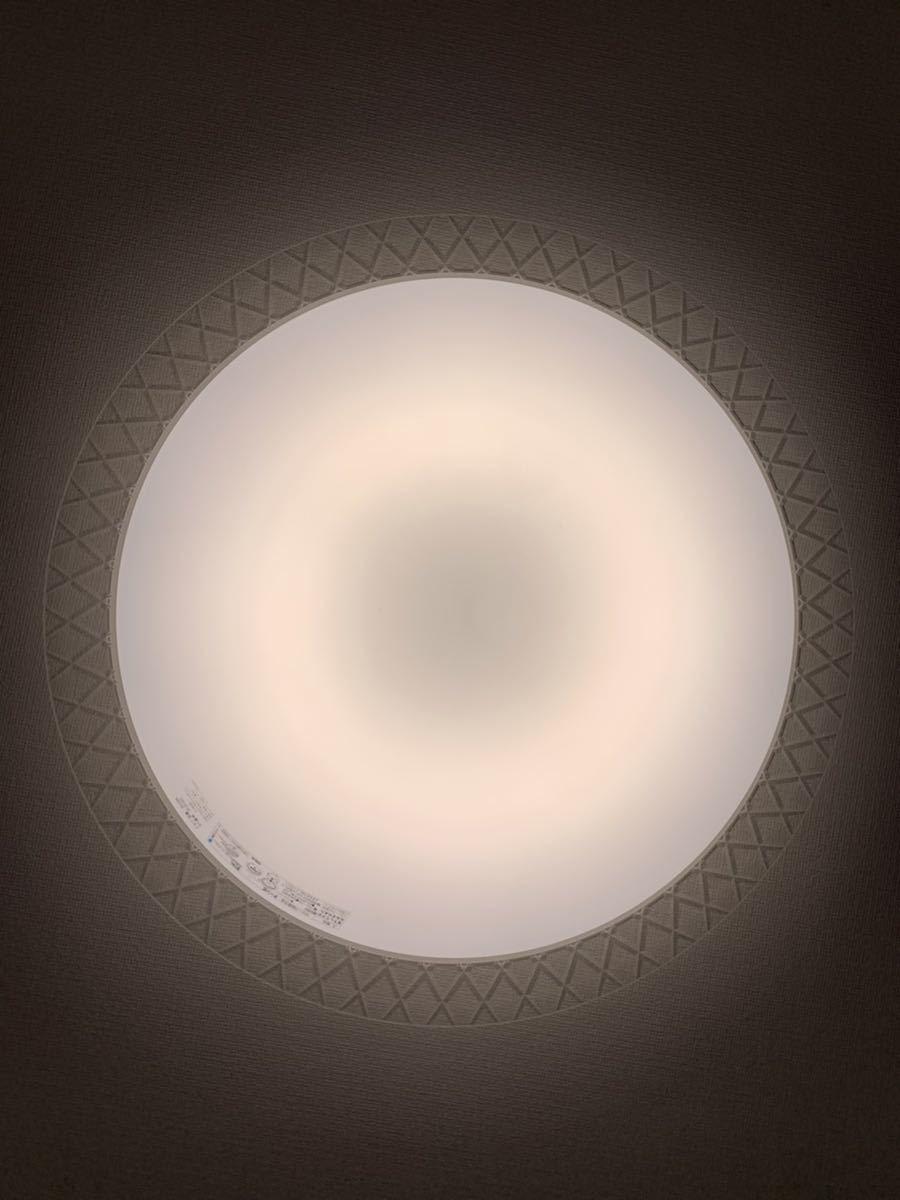展示品美品☆オーデリック LEDシーリングライト ~12畳用 電球色~昼光色 調光・調色タイプ リモコン付 OL251699_画像6
