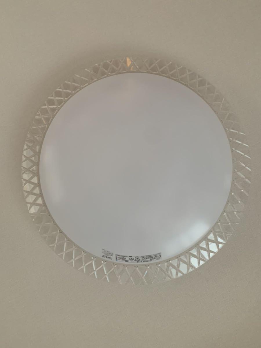 展示品美品☆オーデリック LEDシーリングライト ~12畳用 電球色~昼光色 調光・調色タイプ リモコン付 OL251699_画像5