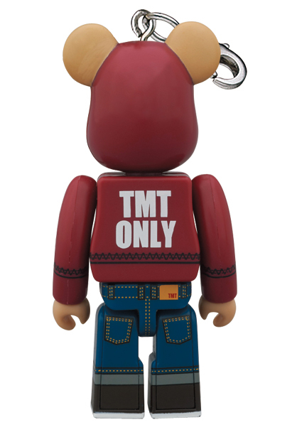 TMT GO HOME BE@RBRICK 100% 2011 A HAPPY NEW YEAR ベアブリック_画像2