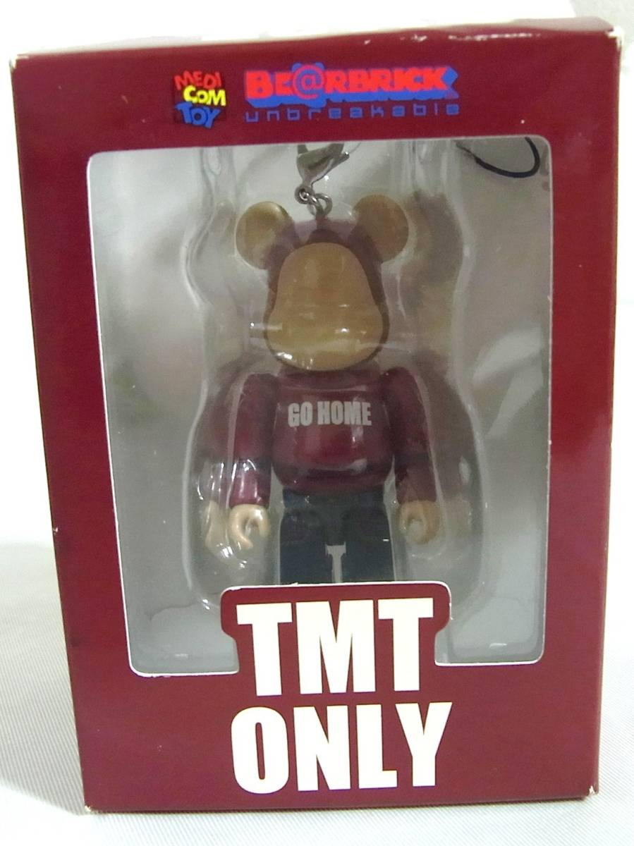 TMT GO HOME BE@RBRICK 100% 2011 A HAPPY NEW YEAR ベアブリック_画像3