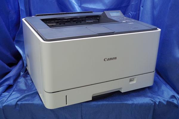 ★印刷枚数99,129枚★ CANON/キヤノン A3対応 モノクロレーザープリンター Satera ◆LBP8720/両面印刷標準◆ 51930S_画像1