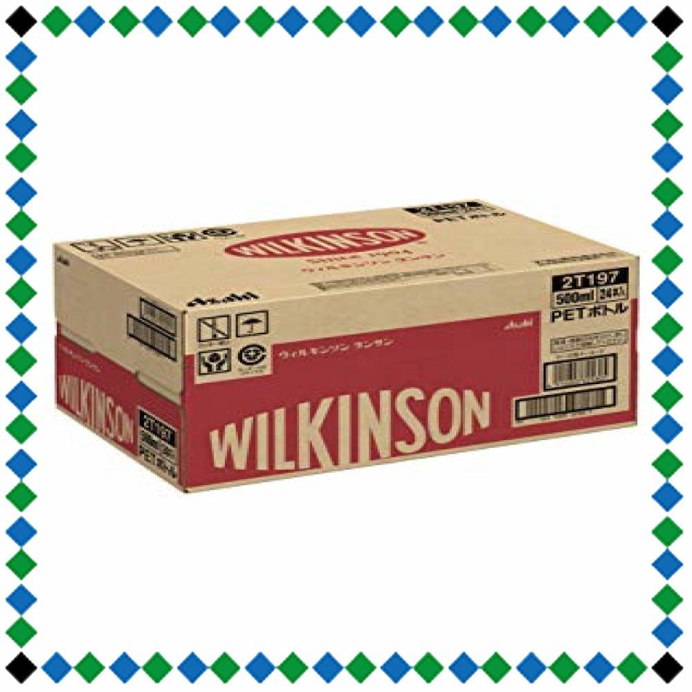 アサヒ飲料 ウィルキンソン タンサン 炭酸水 500ml×24本_画像6