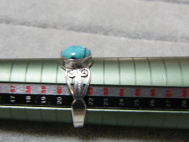 即決 カラーストーン リング 指輪 約21.5号 在庫処分 3031_画像6