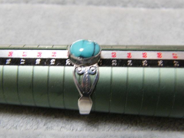 即決 カラーストーン リング 指輪 約21.5号 在庫処分 3031_画像5