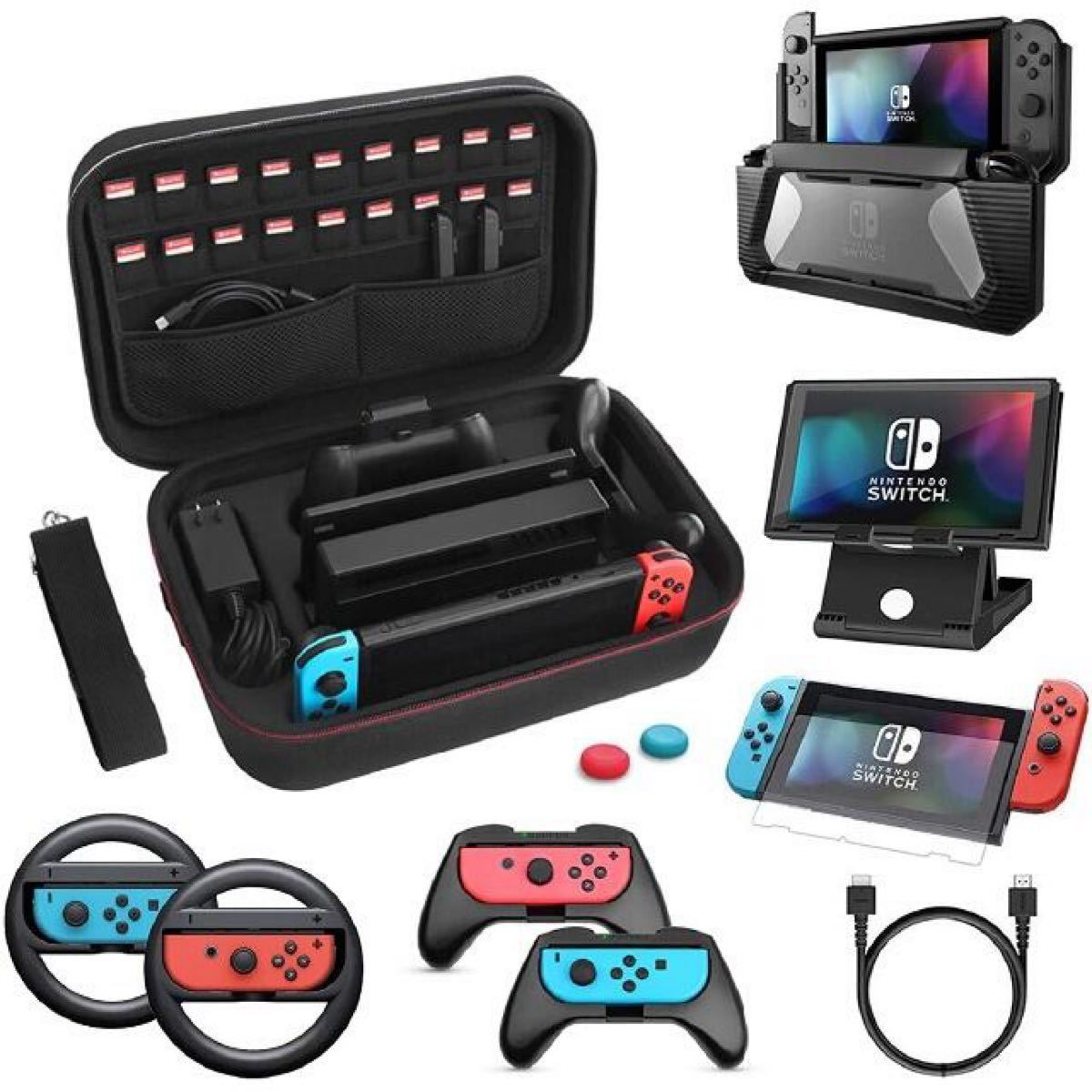 Nintendo Switch Switch 任天堂スイッチケース 任天堂スイッチ