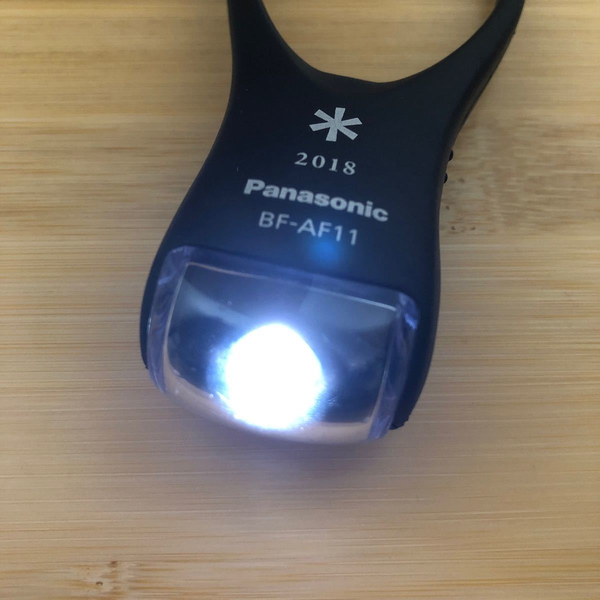 スノーピーク   LEDネックライト パナソニック snow peak Panasonic