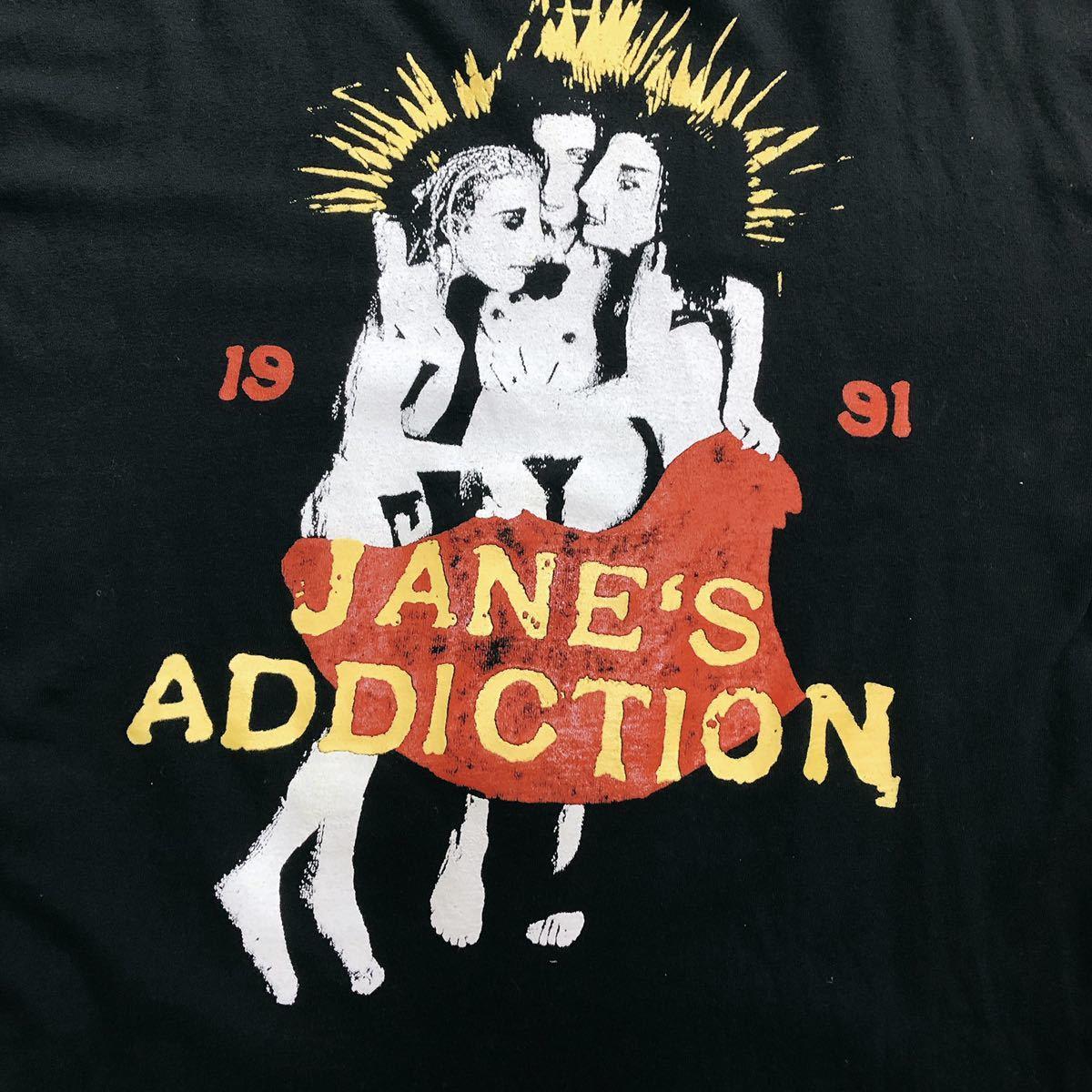 Jane's Addiction Tシャツ XL dogtown プリントTシャツ ヒステリックグラマー_画像3